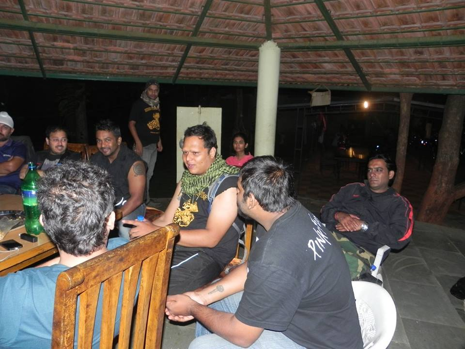Naav Gaav Phal Phul Session in progress