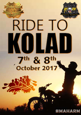 Ride to Kolad